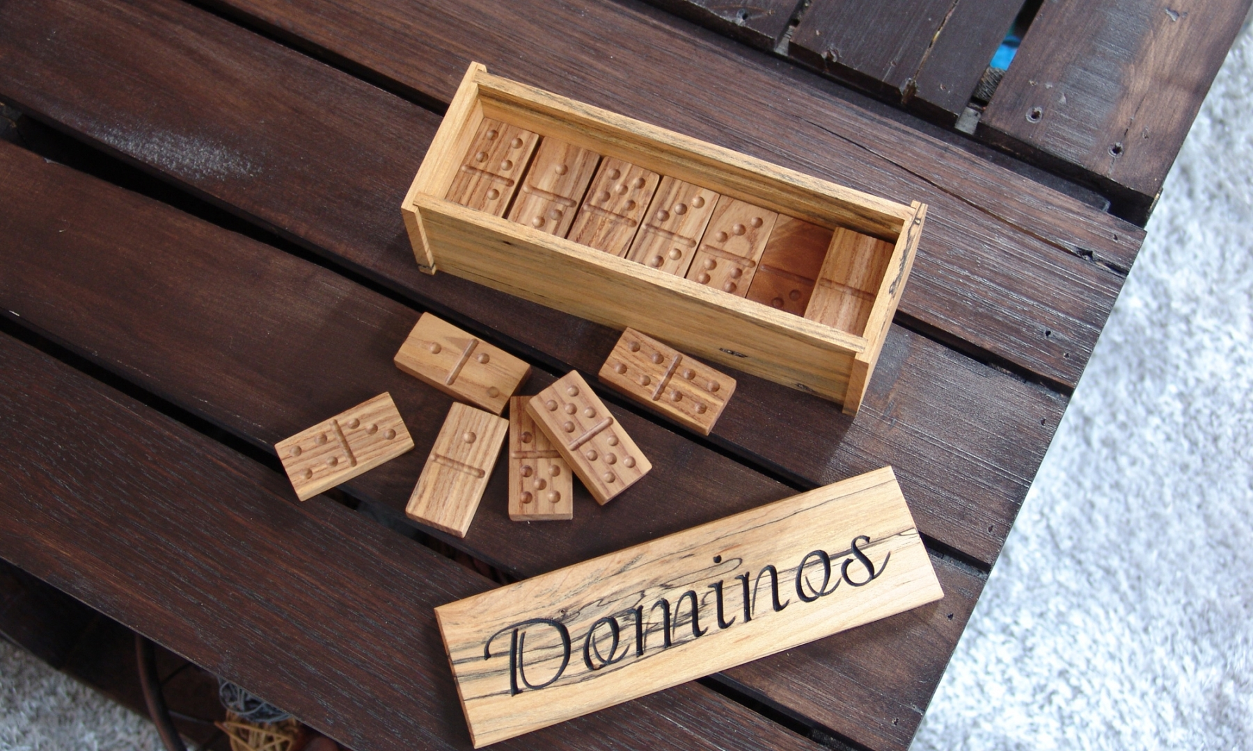 Jeu de Dominos - prise 3