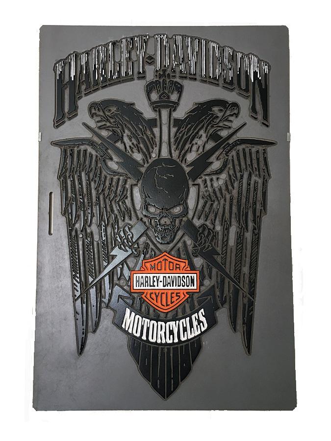 Harley-Davidson-Skull
