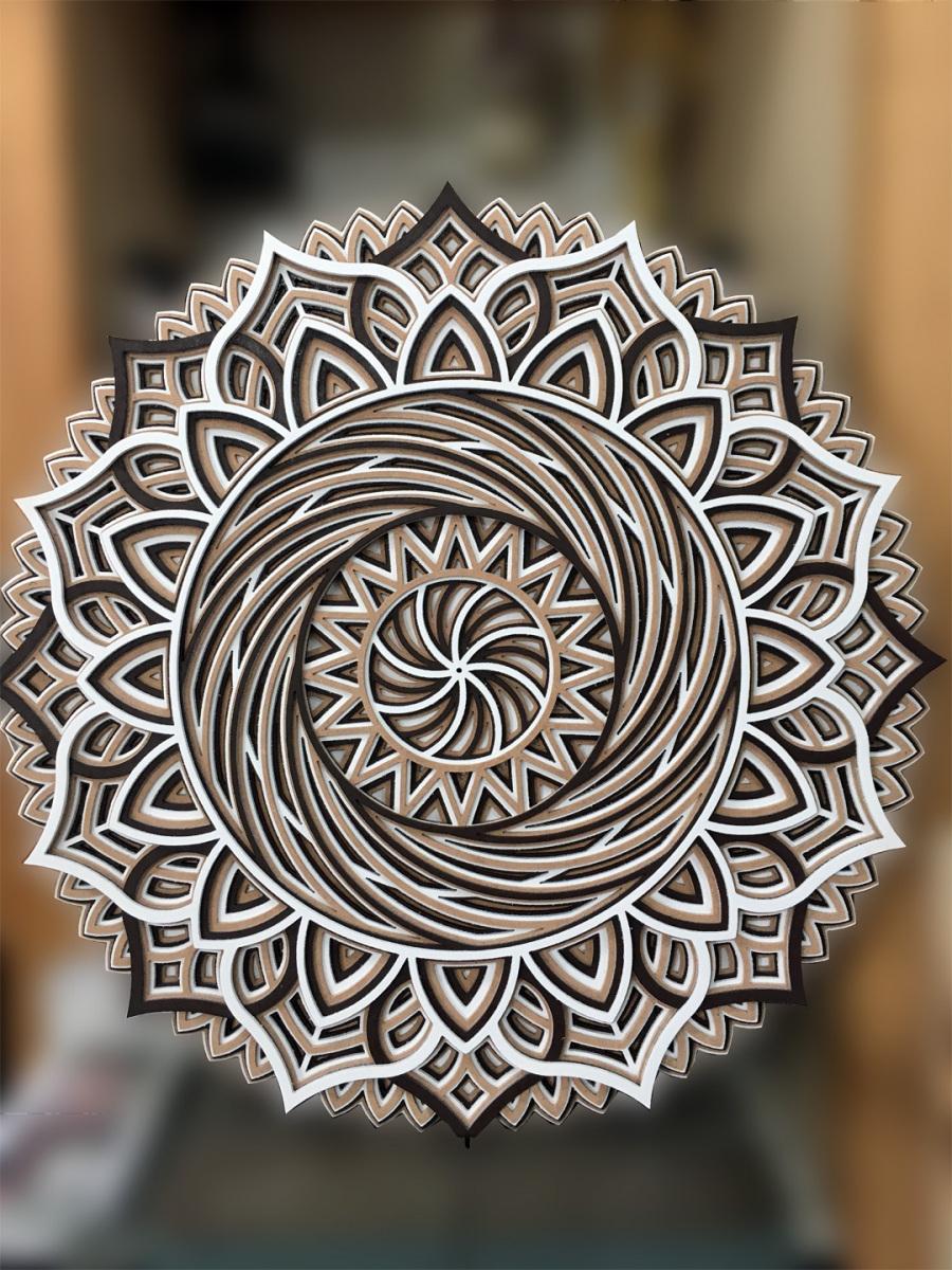 Mandala-3D-3couleurs