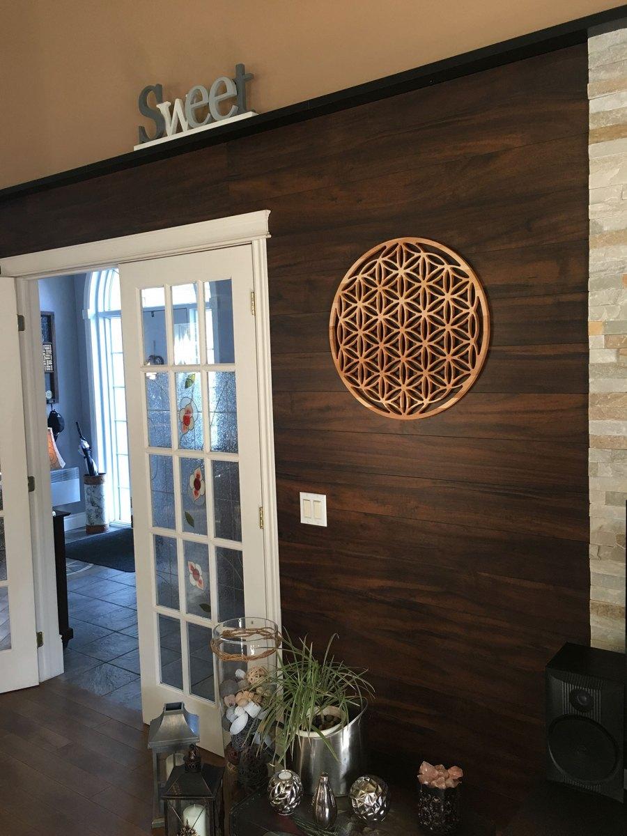 Mandala maison