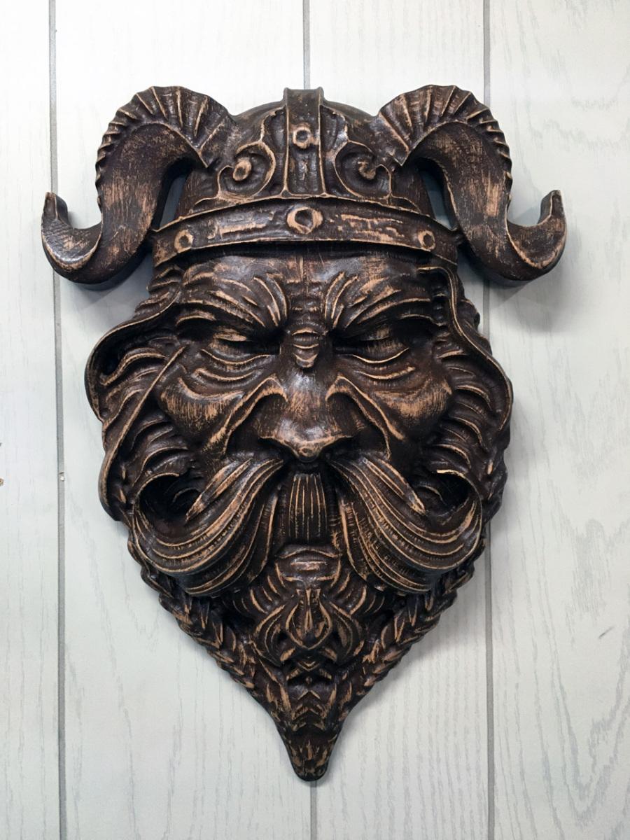 Tête de viking