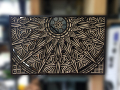 Mandala-3D-rectangulaire